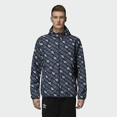 adidas Monogram Track Jacket Men's