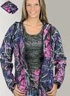 Muddy Girl Camo | Womens Pink Purple Camouflage Windbreaker