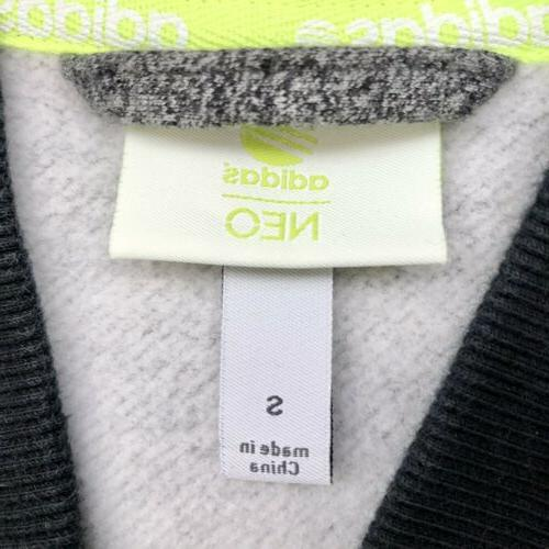 Adidas Jacket, Size Gray