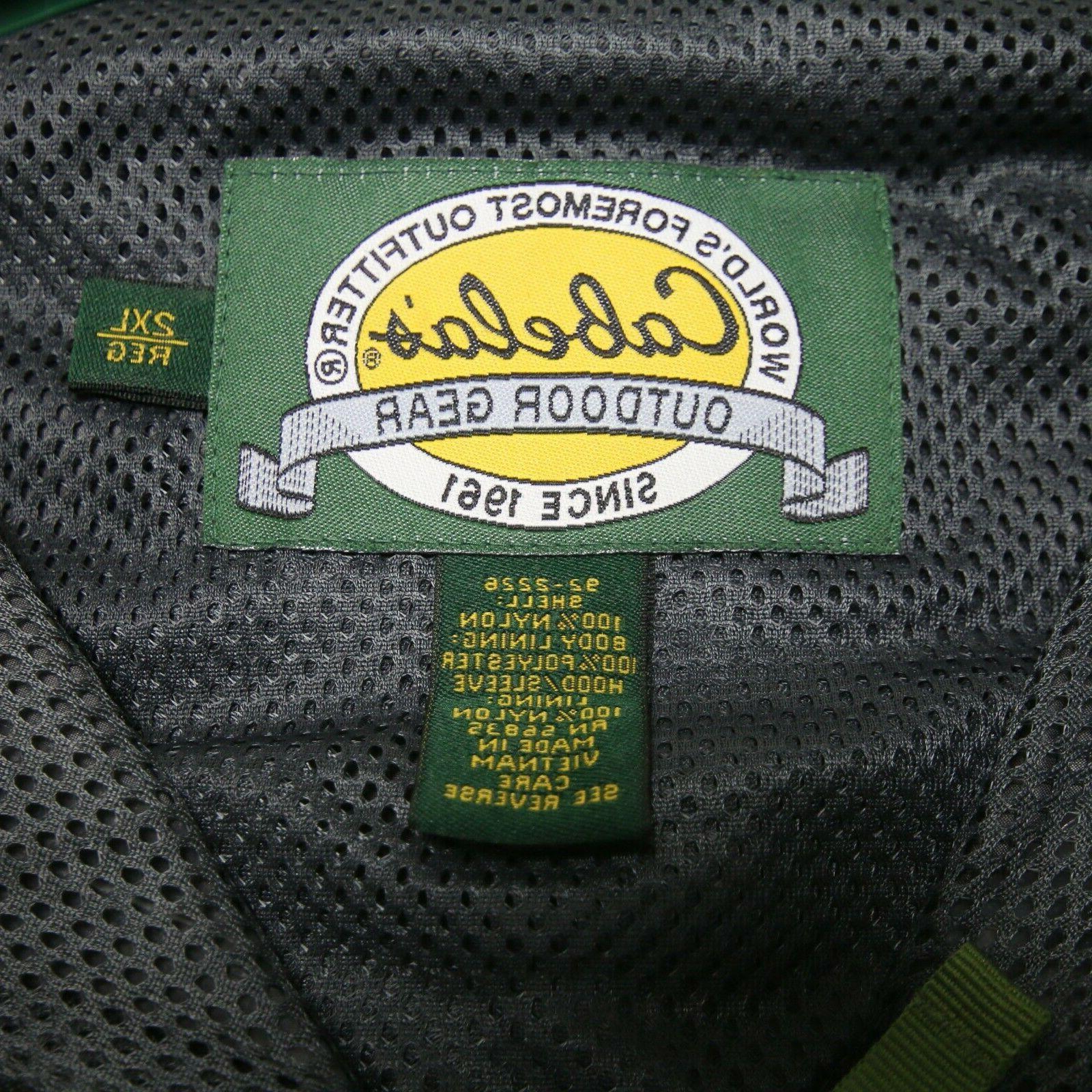 New Cabela's Men's Packable