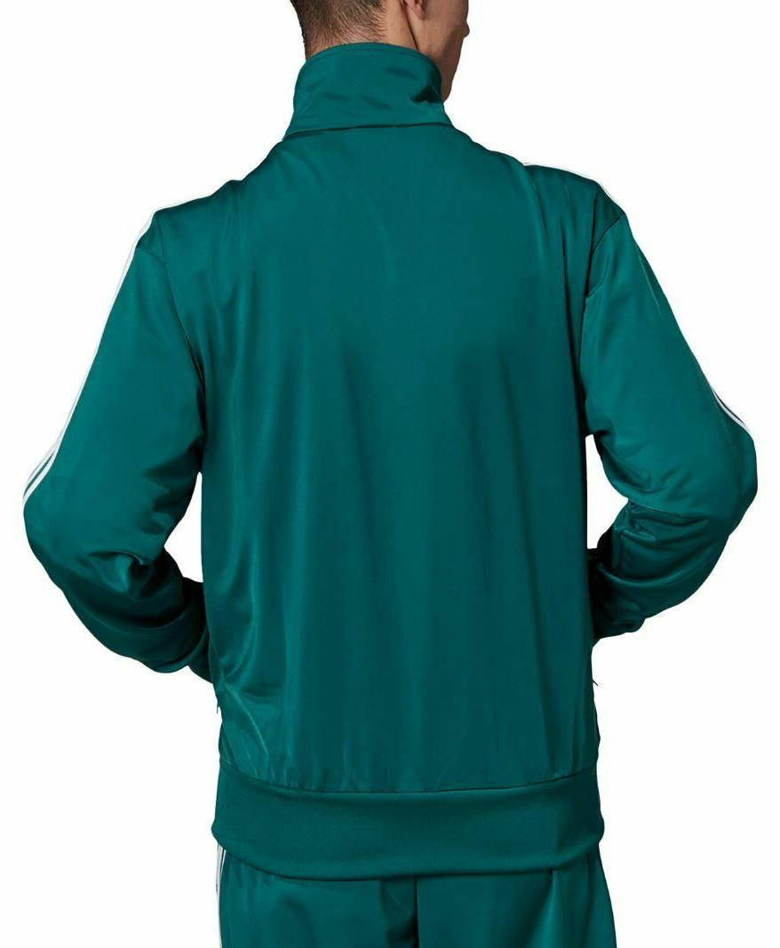 NEW MEN'S FIREBIRD JACKET LARGE #ED6072 GREEN