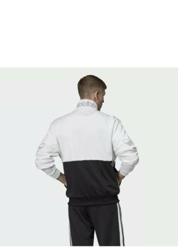 NEW adidas Men's SPRT Track Jacket FK1964 SZ LARGE