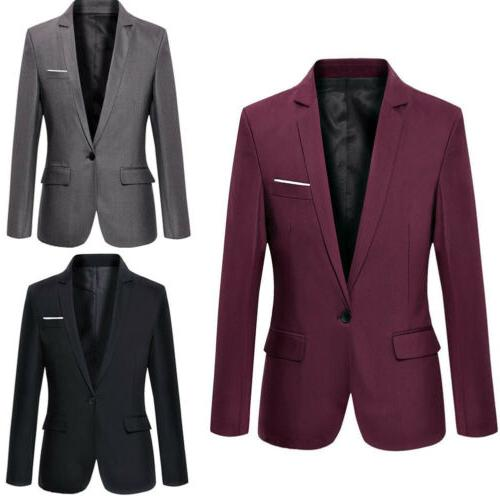 New Fit Blazer With Pocket