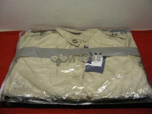 NEW Wantdo Mens Jacket Size Large