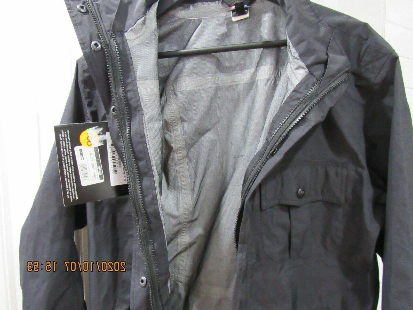 NEW Mens Superlight Patrol Jacket 9815 Size Dark Navy Police