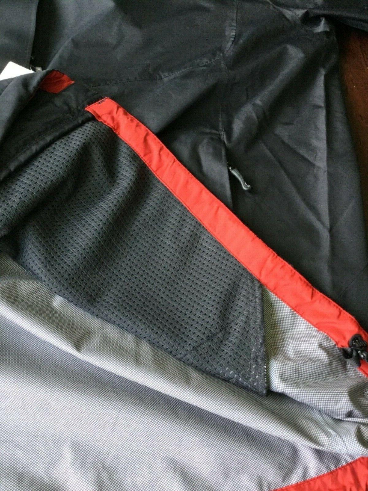 NEW Men's & Tall Champion Black Waterproof Jacket