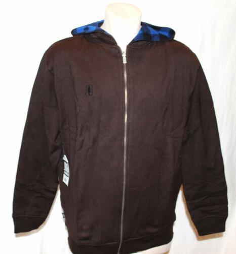 new skateboard davie reversible hoodie jacket brown
