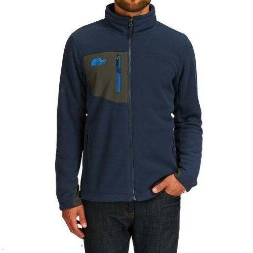 New Tags Mens The Face Jacket Sherpa