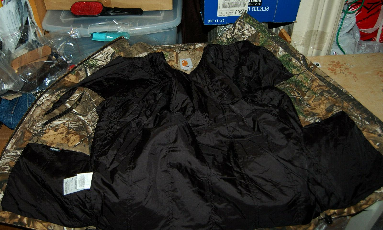 NWT 101444 Quick Duck Camo Xtra Traditional