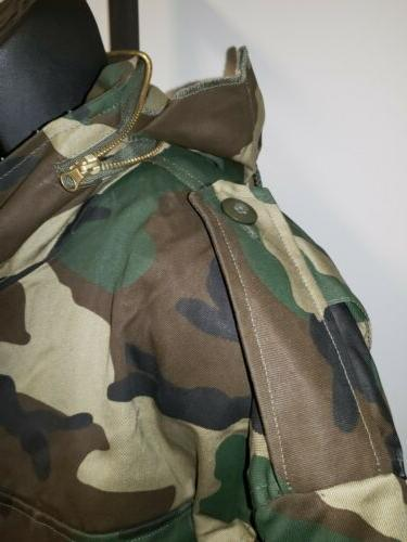 NWT Style Field Tactical Coat Liner $79.95