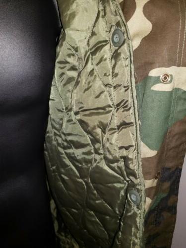 NWT Military Field Tactical Jacket Coat $79.95