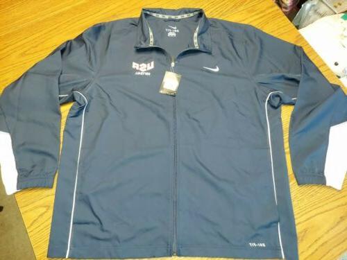NWT Nike Softball Jacket XXL 2XL Mens Full Zip