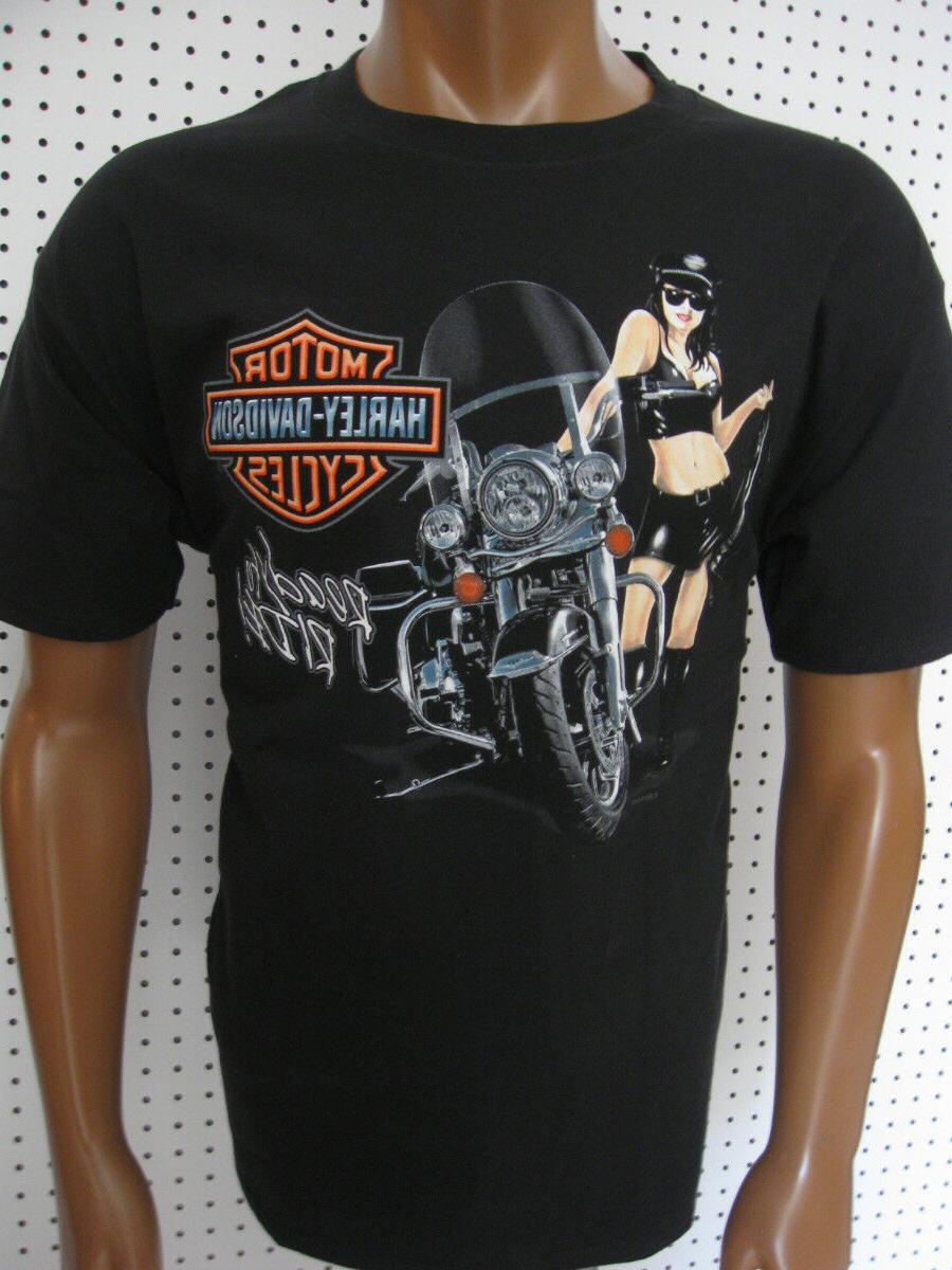Pin Black Tee Shirt