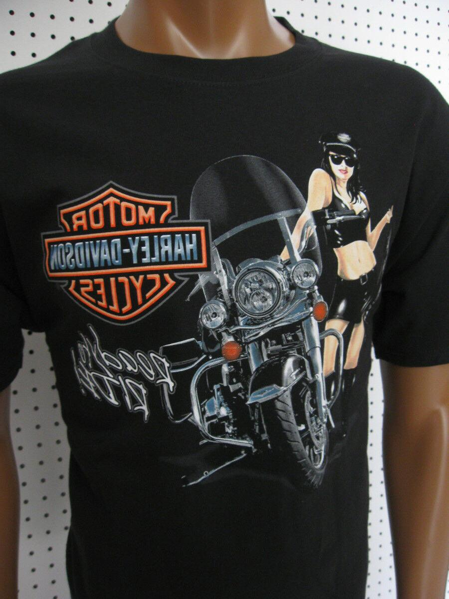 nwt DAVIDSON Pin Black Shirt