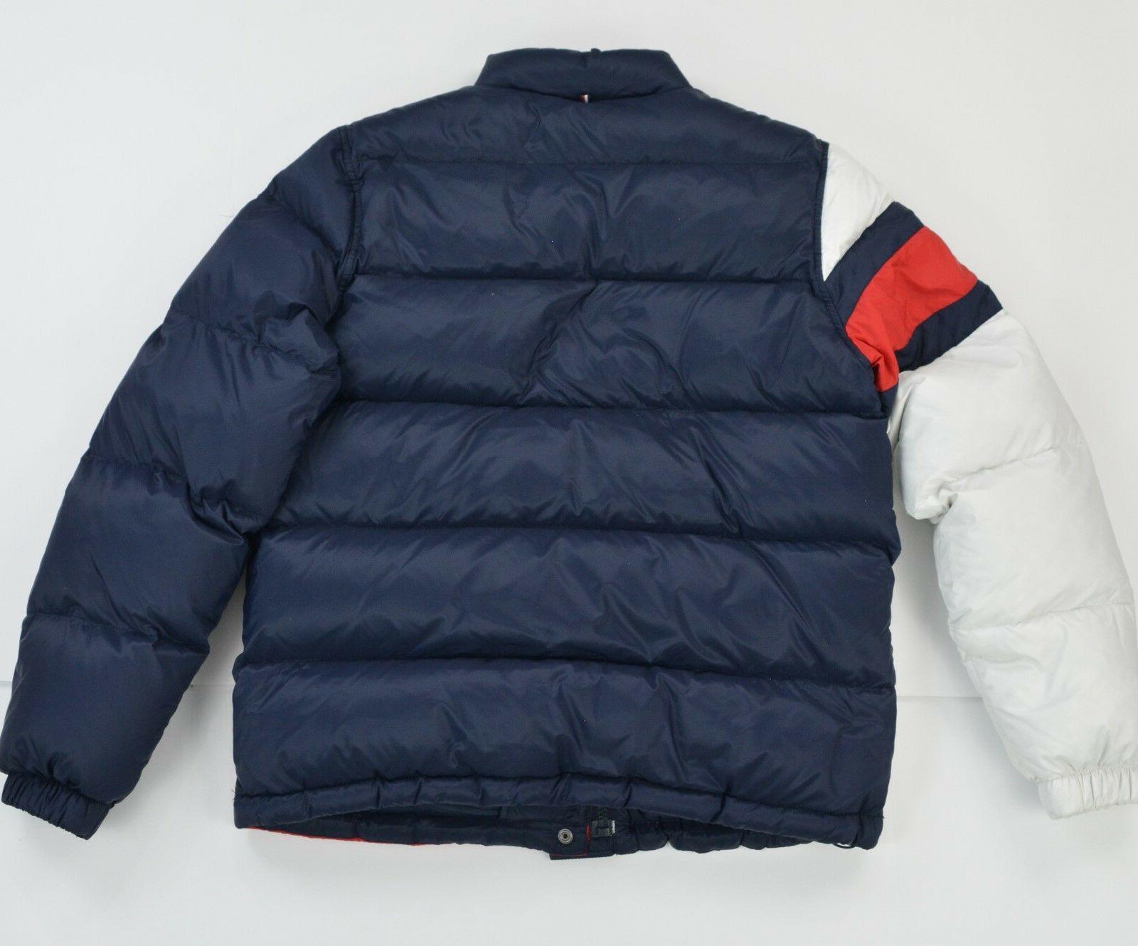 NWT Men/'s Tommy Hilfiger Puffer Jacket Outerwear ColdStop Reg $250  M L XL XXL