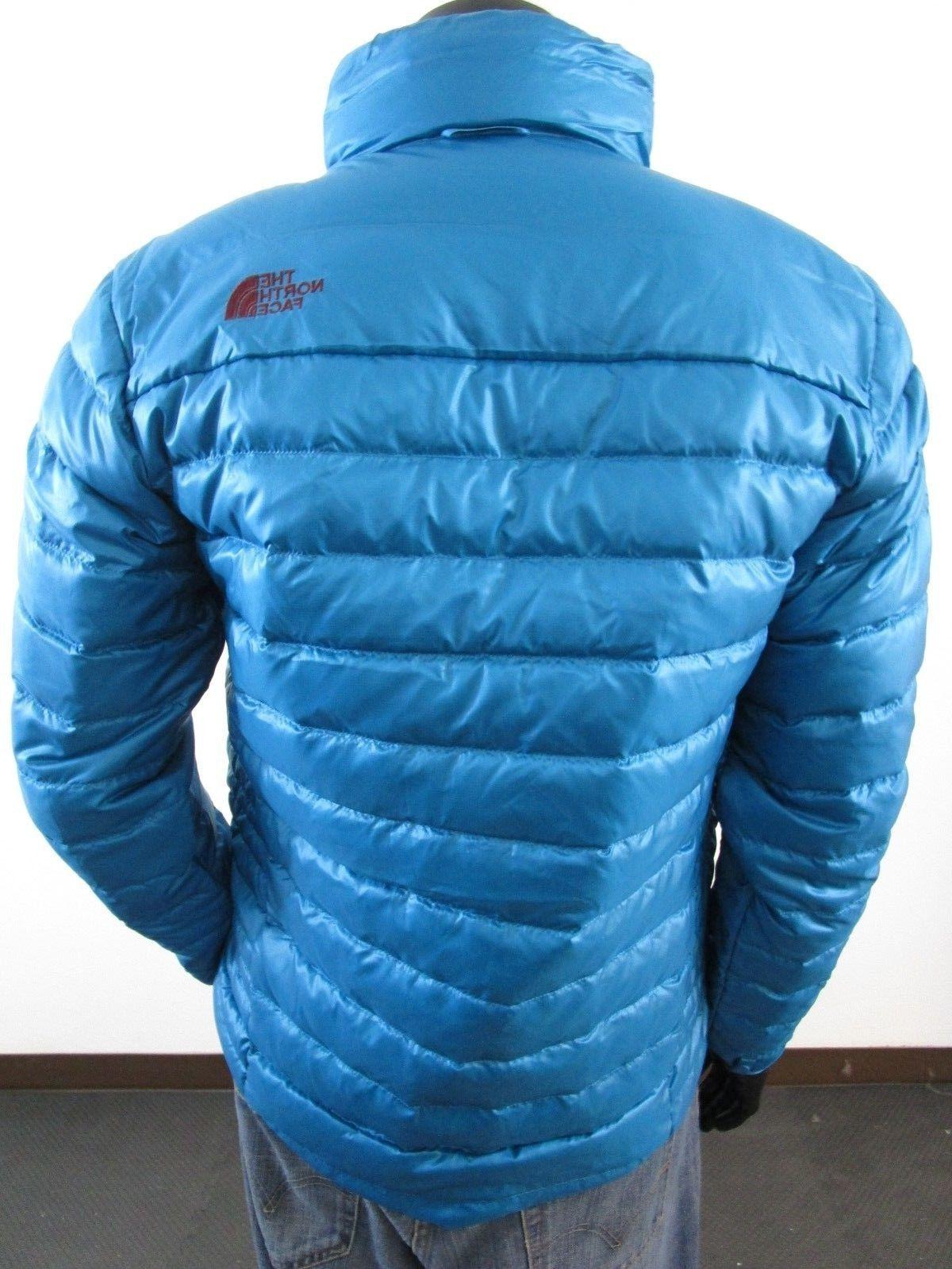 NWT Mens North Face 550-Down Insulated FZ -