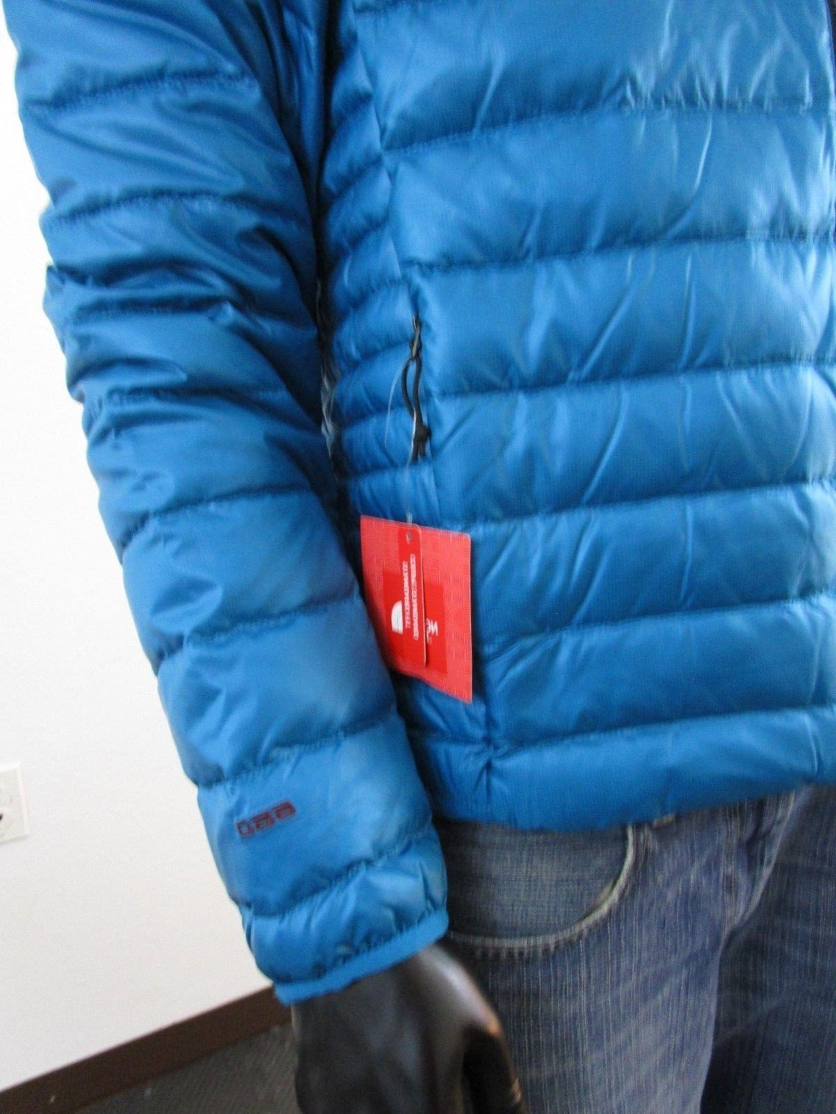 NWT TNF North Flare Insulated - Blue