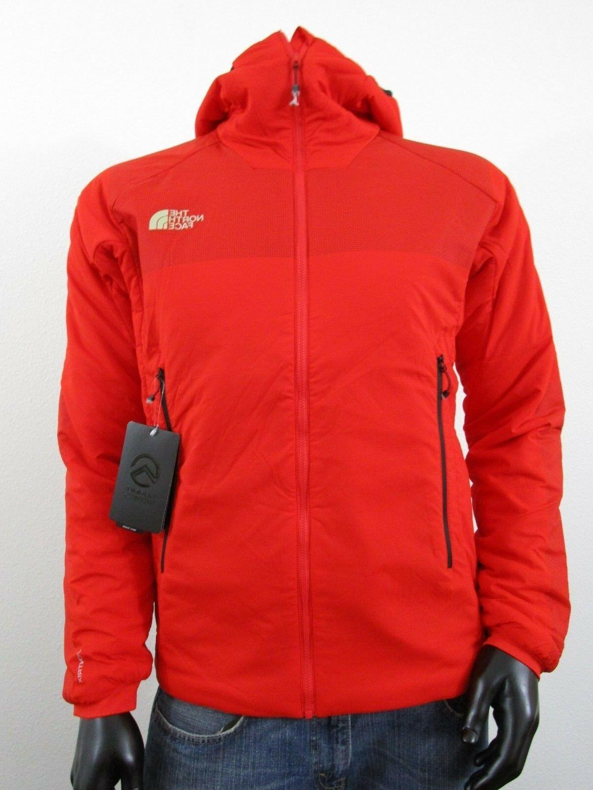 nwt mens tnf l3 ventrix hooded insulated