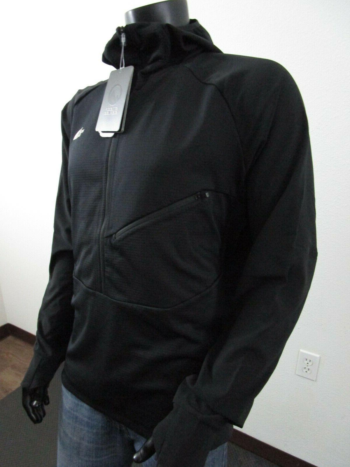 NWT Mens North Face Resperator Zip Jacket