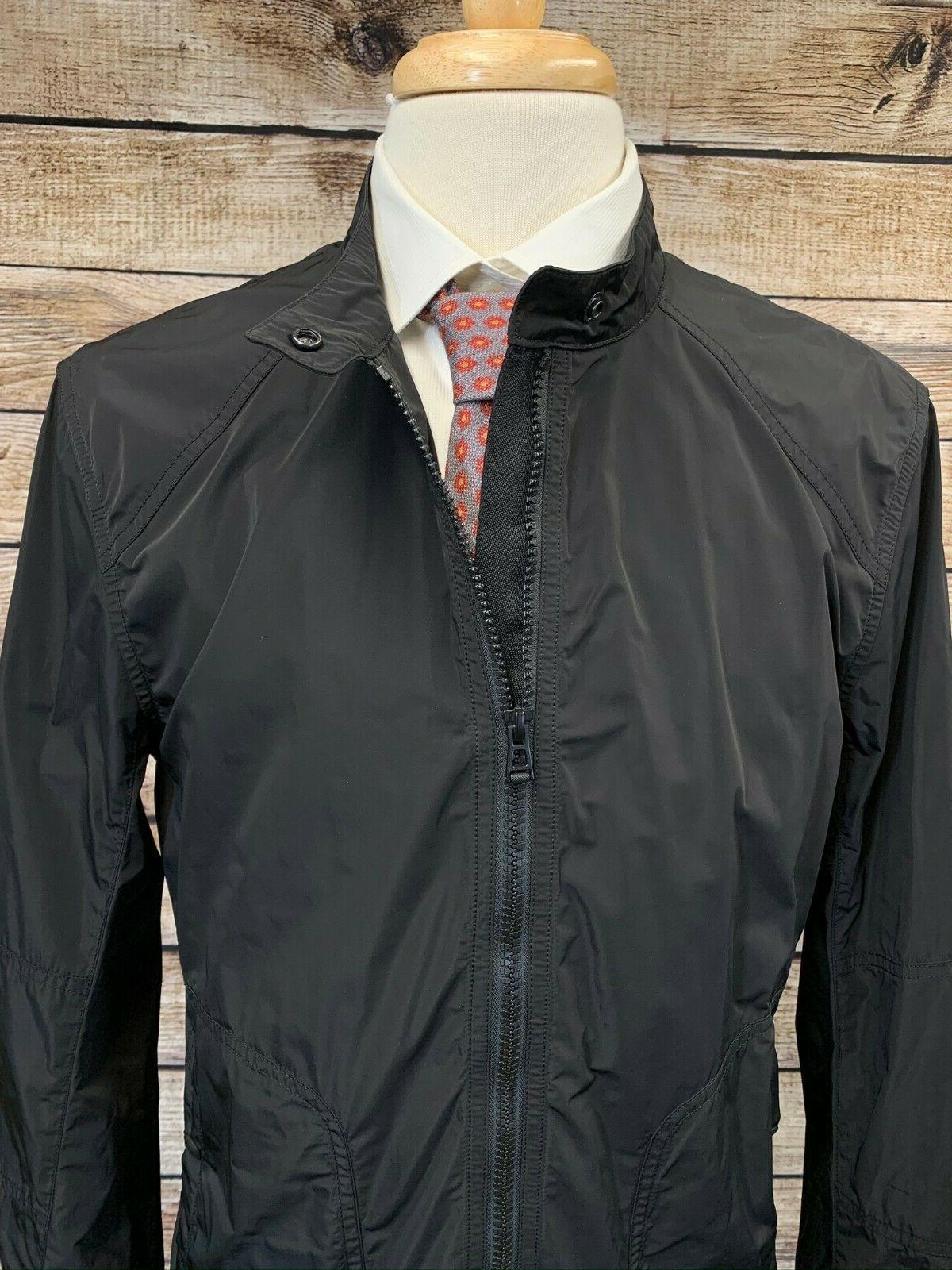 nwt ravenstone cafe racer jacket size 42