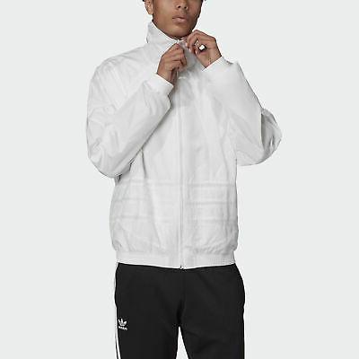 originals big trefoil track jacket men s