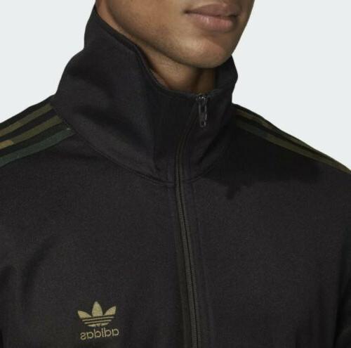 Black/Multicolor Jacket XL