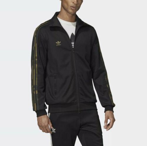 Adidas Camo Black/Multicolor Size XL