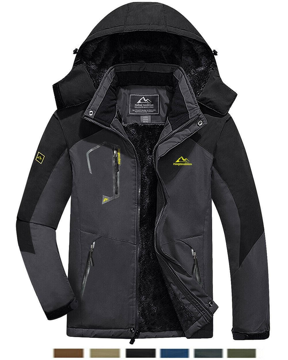 outdoor men s waterproof ski jacket winter