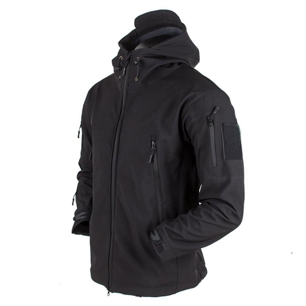 Outdoor <font><b>Men</b></font> And Women Waterproof Breathable Warm Coat Leather