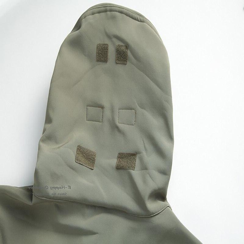 Outdoor Tactical <font><b>Fleece</b></font> <font><b>Jacket</b></font> Hunting and Hiking Warm
