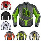 Icon Overlord Motorcycle Motorbike Biker Riding Street Pro T