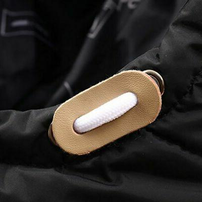 Mens Warm Duck Down Jacket Ski Snow Casual Coat