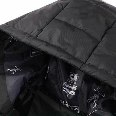 Down Snow Hooded Coat