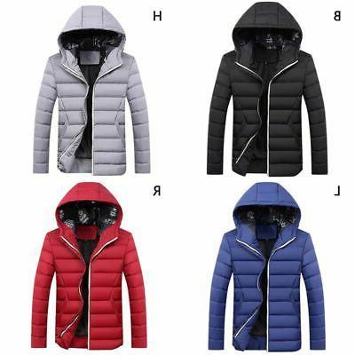 Mens Winter Down Coat