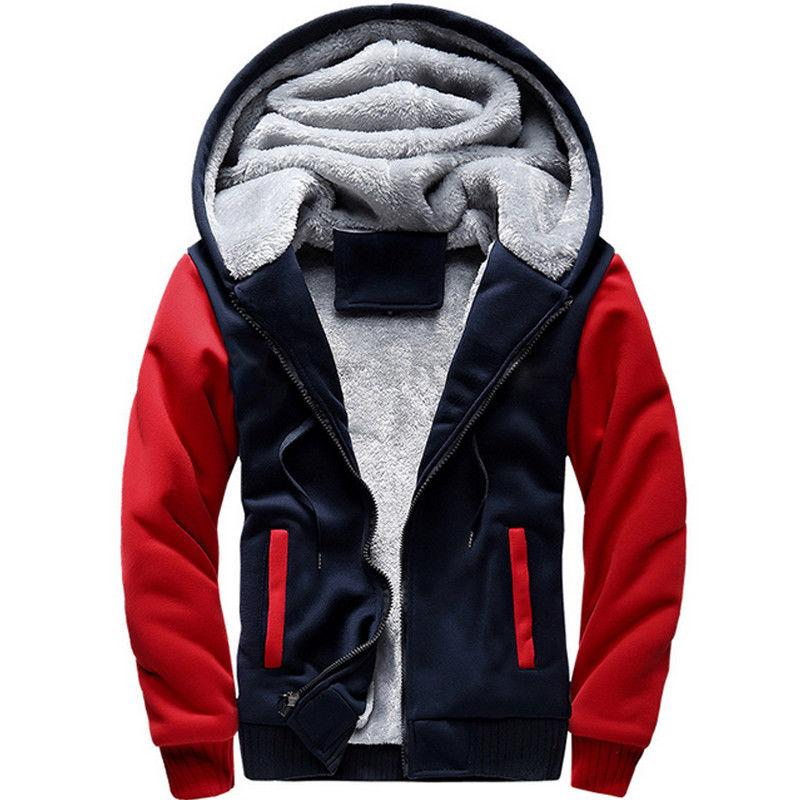 Men Fleece Oversize