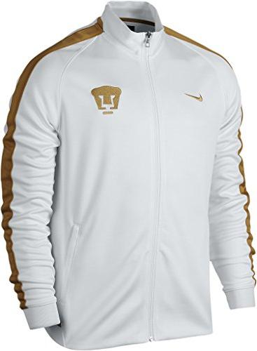 33d63856 Nike Men's Pumas UNAM N98 Authentic Track Jacket