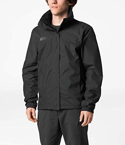 The Face Resolve - TNF Black L