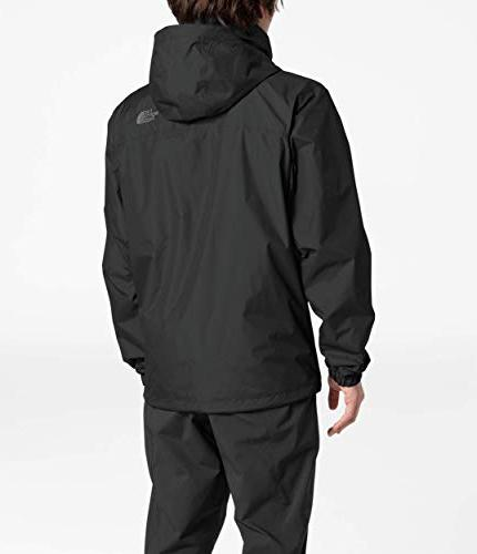 The Face Men's Resolve TNF TNF Black L