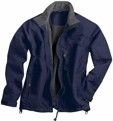 river s end fleece lined jacket navy