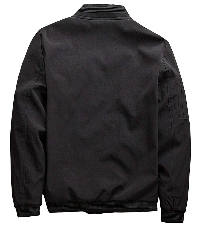 sandbank Men's Lightweight Softshell Bomber Jacket