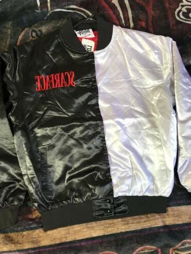Scarface Fanimation Jacket Style Size