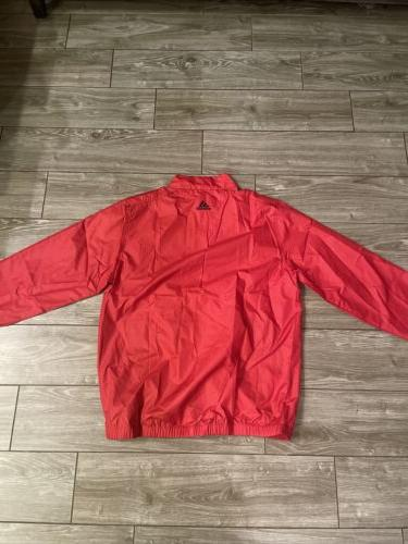 Climaproof Windbreaker Red