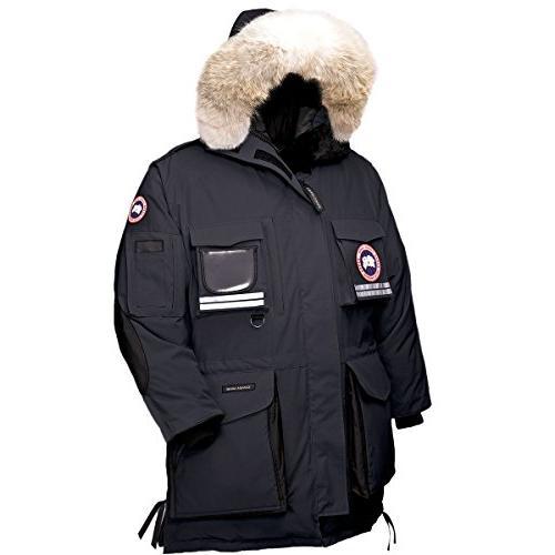 Canada Goose Snow Mantra Parka, Navy, Medium