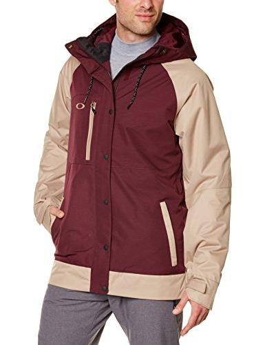 squadron insulated jacket