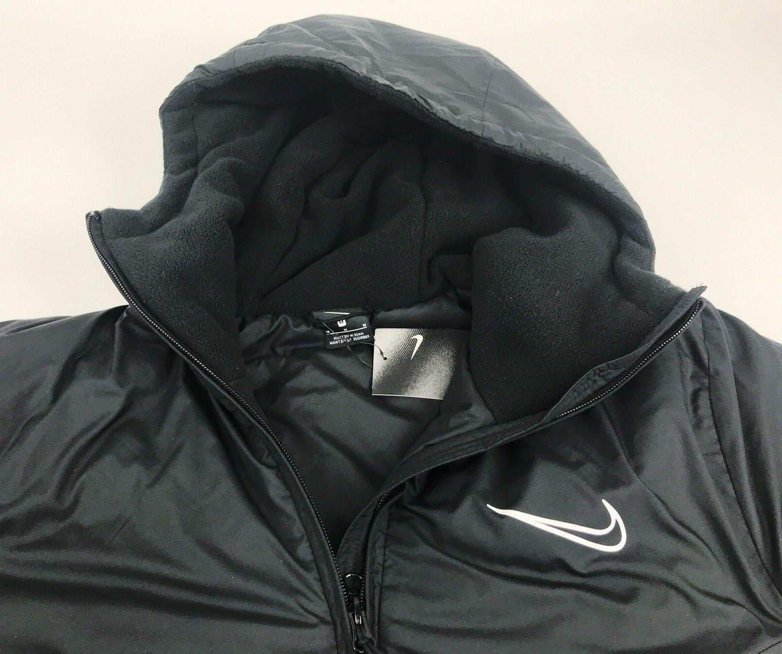 Nike Synthetic Jacket Zip