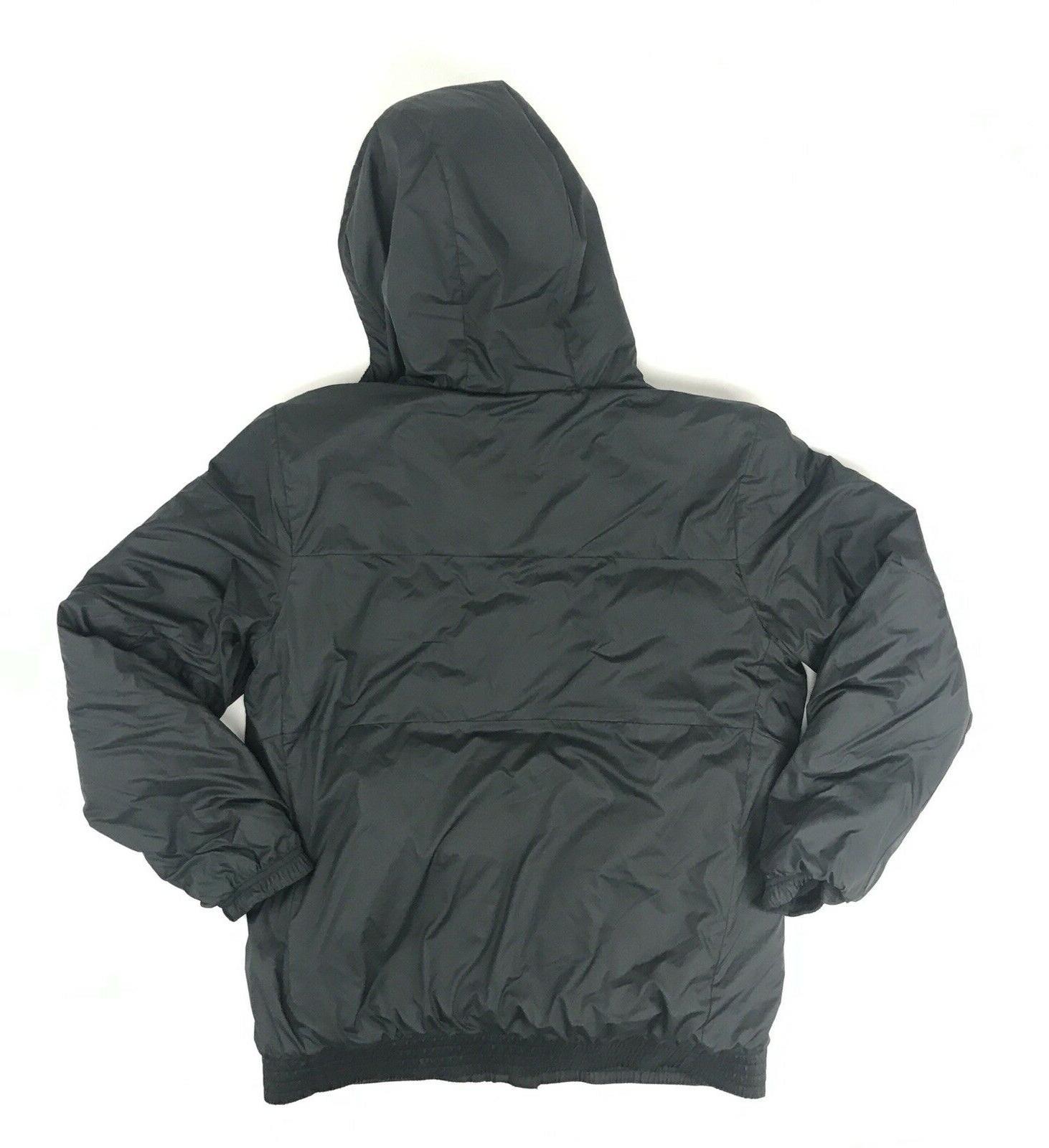 Nike Synthetic Fill Jacket Zip Bomber Training Black AO1501