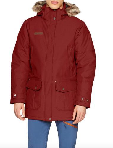 Columbia Men's Timberline Ridge Jacket Red Element XL