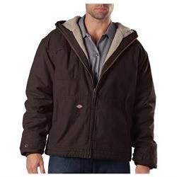 Dickies TJ350 Duck Sherpa Lined Hooded Jacket
