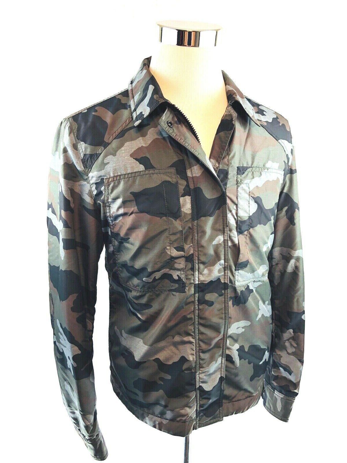 Belstaff Tom Thorncroft Insulated Lightweight Jacket Mens Large