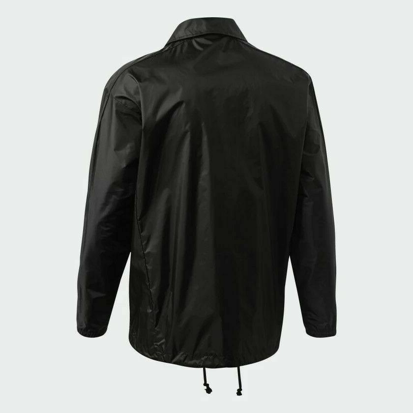 Adidas Trefoil Black fashion Men's Jacket Size Small